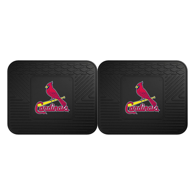Fanmats 12322 MLB - St Louis Cardinals Utility Mat - 2 Piece