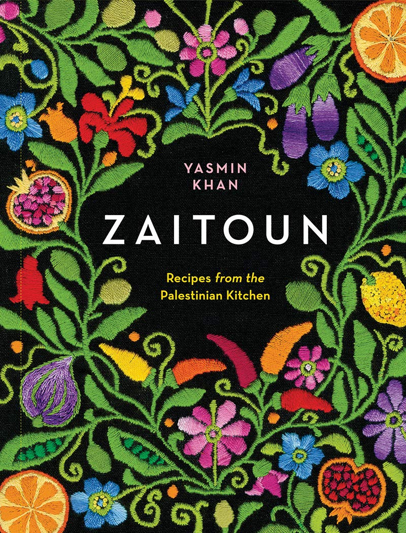 Zaitoun: Recipes from the Palestinian Kitchen by W. W. Norton & Company
