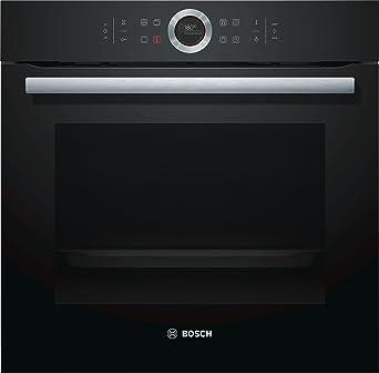 Bosch Serie 8 HBG635BB1 - Horno (Medio, Horno eléctrico, 71 L, 71