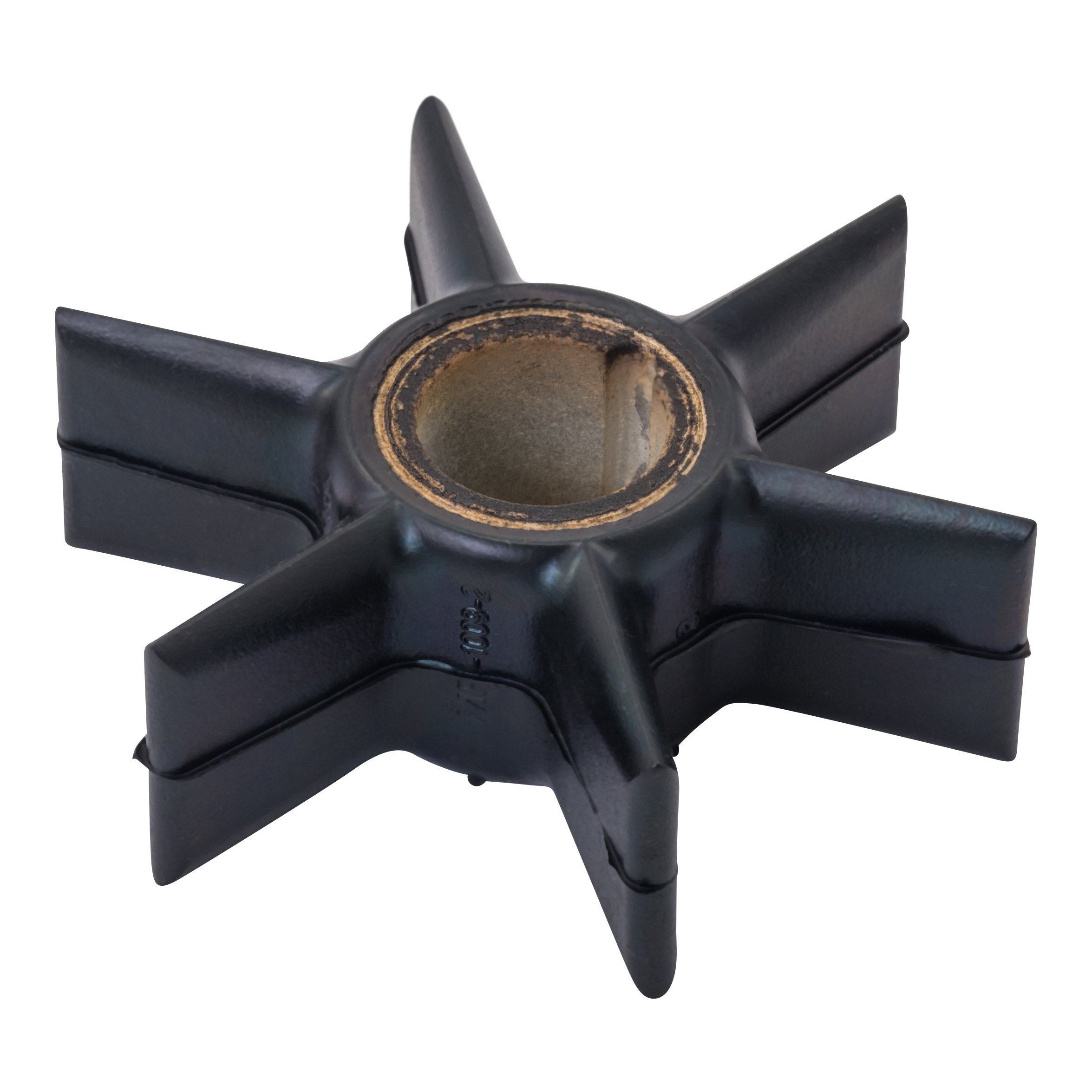 QuickSilver 19453T Water Pump Impeller - Mercury 3-Cylinder 40 Horsepower 4-Stroke Outboards