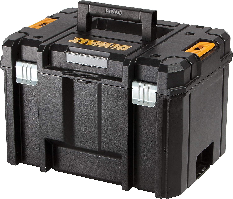 DeWalt DWST1-71195 - Caja de herramientas profunda TSTAK VI, Negro, 440 x 176 x 314mm: Amazon.es: Bricolaje y herramientas