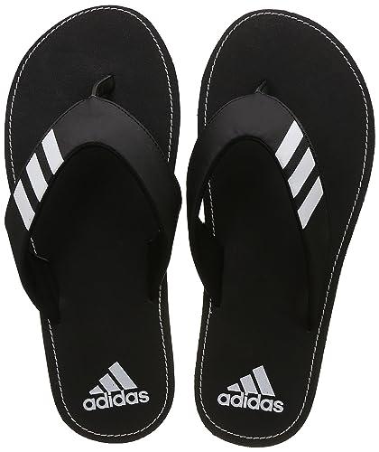 17b45f6212b Adidas Men s Coset Cblack Ftwwht Flip-Flops-10 UK India (44 2 3 EU ...