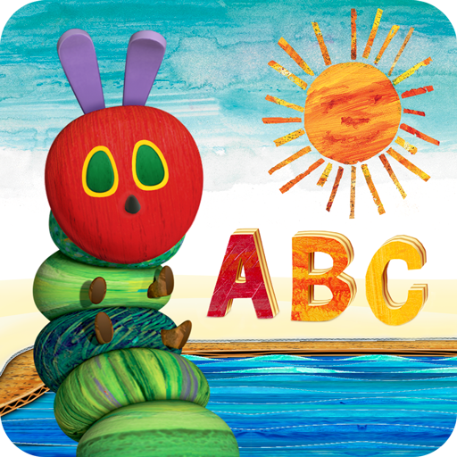 Abc Caterpillar - Hungry Caterpillar Play School