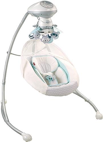 Fisher-Price Moonlight Meadow Cradle 'n Swing - Best Cradle Swings for Baby