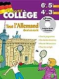 Objectif Collège - Tout l'Allemand 6e et 5e ou 4e et 3e
