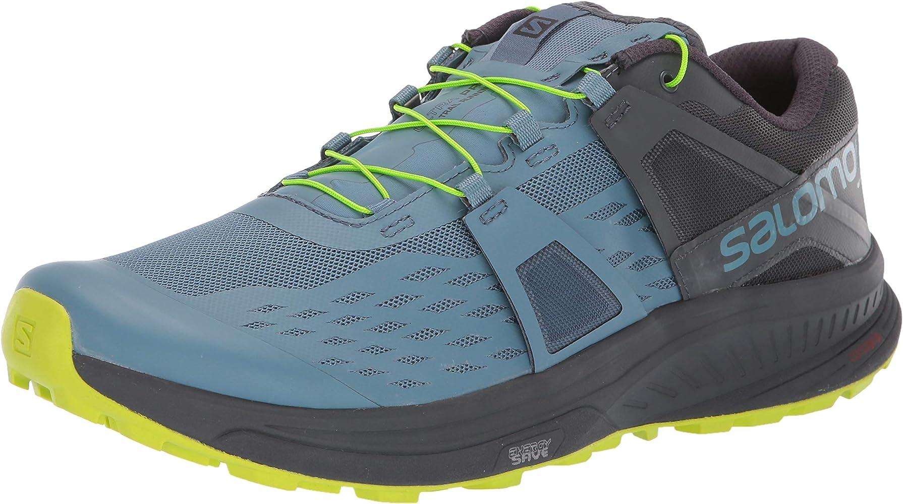 SALOMON Shoes Ultra/Pro, Zapatillas de Running para Hombre, Azul ...