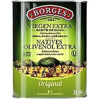 BORGES伯爵特级初榨橄榄油3L(西班牙进口)(3L或1L*3随机发货)