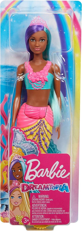 Bambola Barbie dreamtopia SIRENA CON I CAPELLI ARANCIONI FKN05 vendita salva 15/%