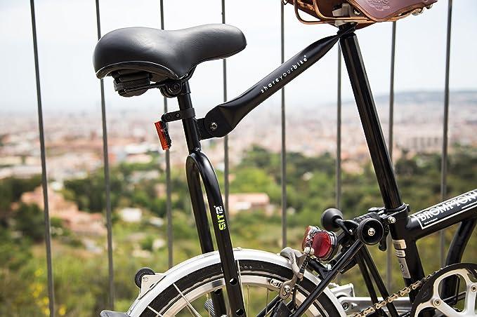 Segundo sillín para cualquier bicicleta: Amazon.es: Deportes y aire libre