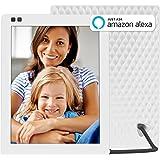 Nixplay Seed 10 WiFi Digital Photo Frame - White
