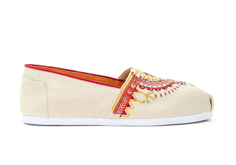 720cd473b TOMS Women's Canvas Alpargata ESP Espadrilles: Amazon.co.uk: Shoes & Bags