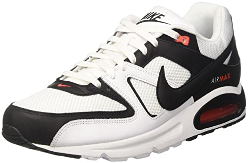 differently bed35 ddfb1 Nike - Air Max Command - 629993103 - Color  Black-White - Size
