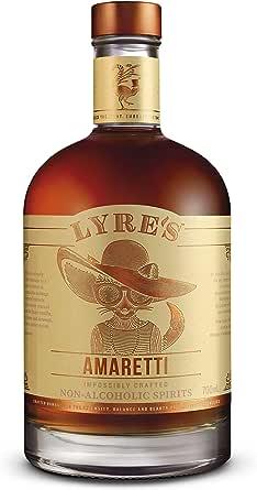 Lyre's Amaretti Non-Alcoholic Spirit - Amaretto Style 70cl