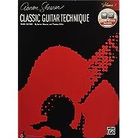 Classic Guitar Technique, Vol 1 (Book & Online Audio)