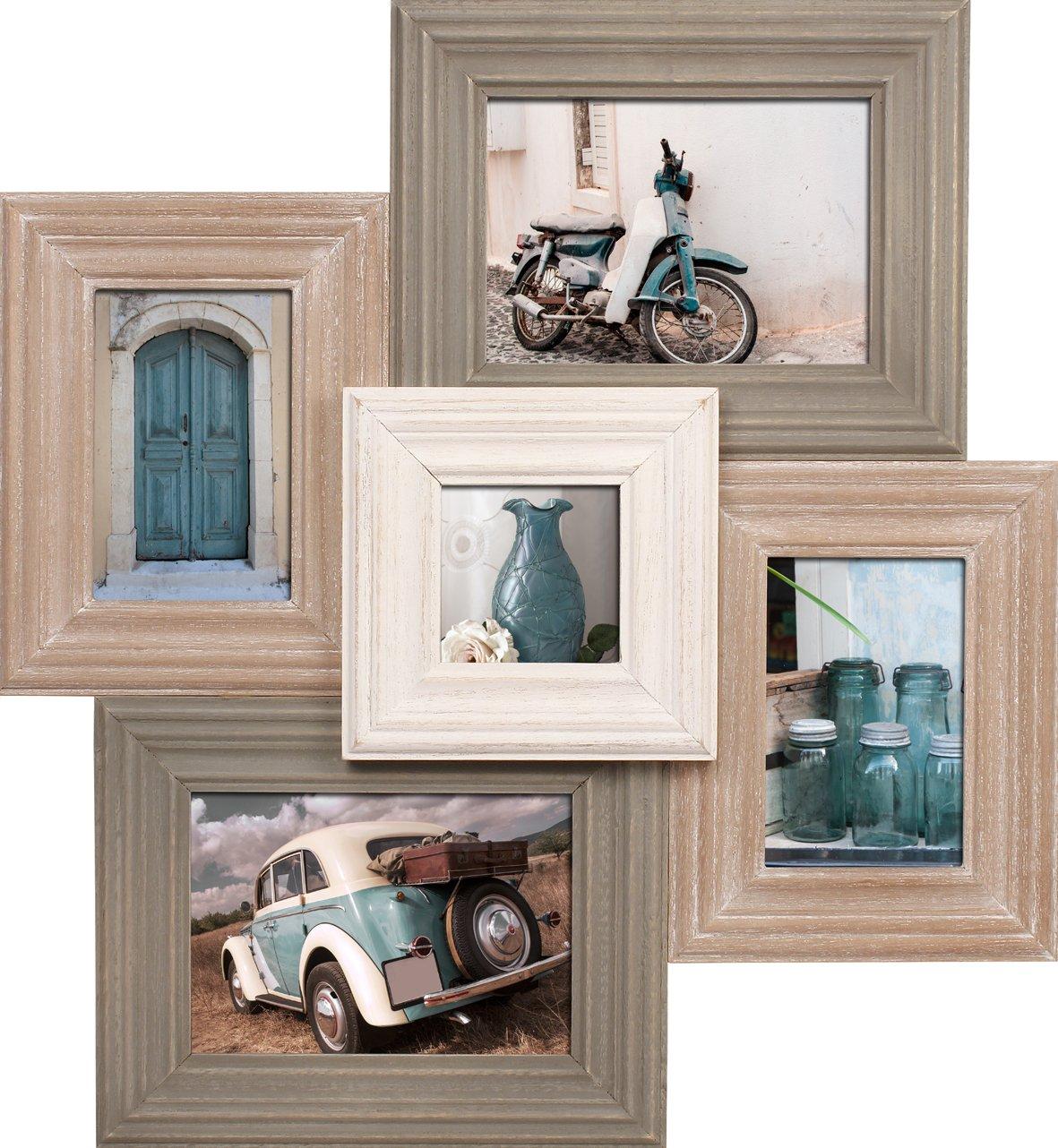 Amazon.de: empireposter - Collage Bilderrahmen - Catania Multishot ...