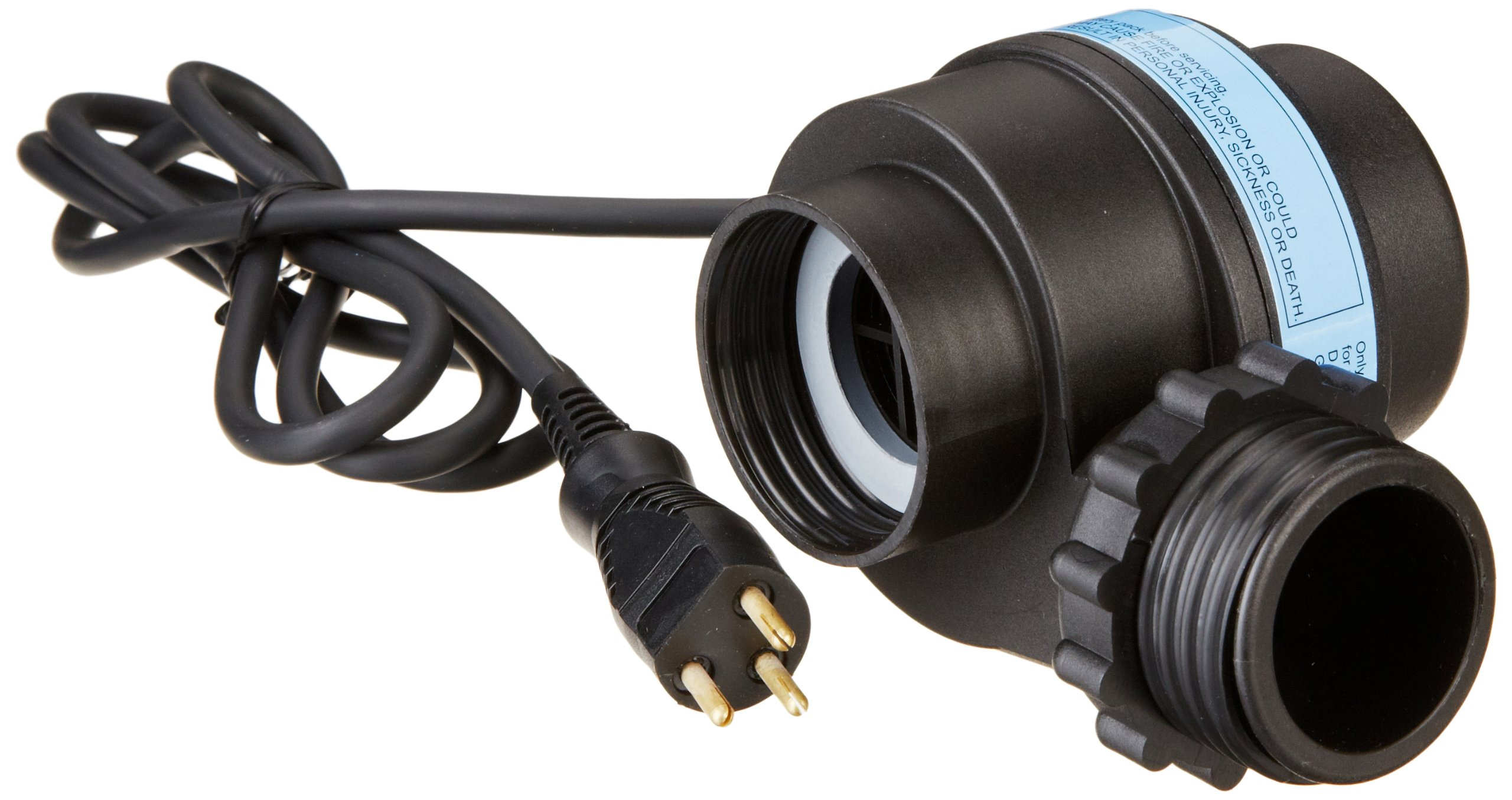 3M Powerflow Replacement Motor Blower Assembly 024-00-02R01, Face Mounted by 3M Personal Protective Equipment (Image #1)