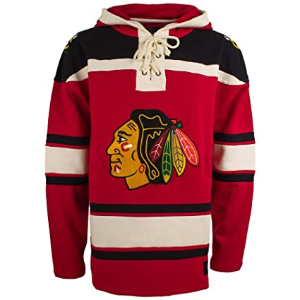 Amazon.com    47 Chicago Blackhawks NHL Heavyweight Jersey Lacer ... adeec984a