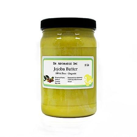 Jojoba Butter Organic 100 Pure Raw 32 Oz 2 Lb