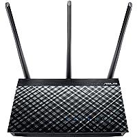 ASUS DSL-AC750 DualBand-Ebeveyn Kontrol Destekli-DLNA-VPN-ADSL-VDSL-FiBER-Modem Router