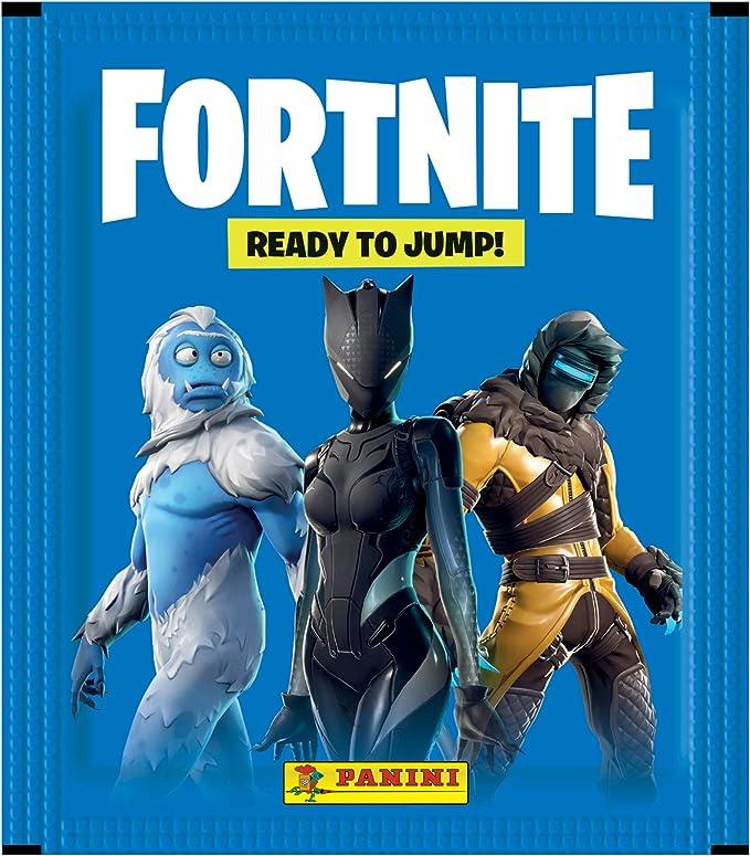 Panini Fortnite: Ready to Jump! - Sticker No 2019 178