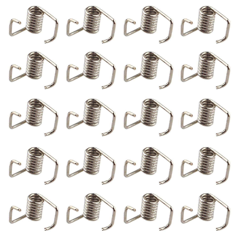 Haljia Lot de 20Tendeur de courroie à ressort de torsion pour imprimante 3d 1
