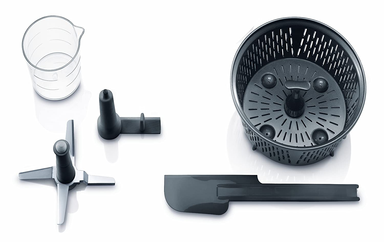 De Longhi Robot Baby Meal Kpc815.Bl Blu Cuoce.Mescola Scongela Omogenizza Scalda
