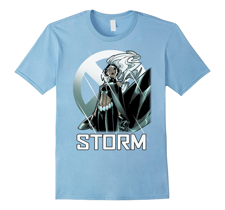 X Men Storm The Calm Before Profile Graphic T Shirt-ln