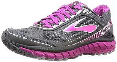 62a821228aaae Amazon.com | Brooks Women's Ghost 9 GTX | Fashion Sneakers