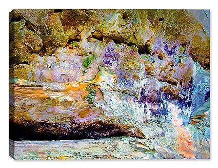 Amazon.com : Purple Haze in the Hills-Outdoor Wall Art ...
