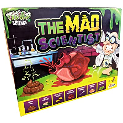 Grafix The Mad Scientist Kit: Toys & Games