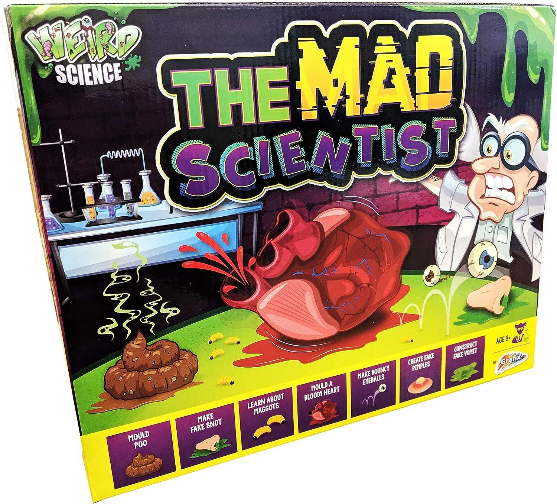 Junior Science The Mad Scientist Kit (el embalaje puede variar) , color/modelo surtido: Amazon.es: Juguetes y juegos