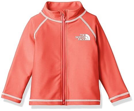 0b3df6523731a Amazon.co.jp: (ザ・ノース・フェイス)THE NORTH FACE(ザ・ノース・フェイス) ロングスリーブサンシェードフルジップジャケット  NTJ11741 YR カイエンレッド 80  服& ...
