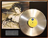 "Madonna""Like A Virgin"" Platinum LP Record LTD"