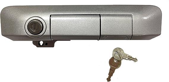 Standard Lock Pop /& Lock PL5501 Manual Tailgate Lock for Toyota Tacoma