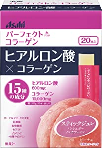 Perfect Asta hyaluronic acid & collagen jelly (20 pieces) / Perfect Asta collagen (Supplements supplements diet food)