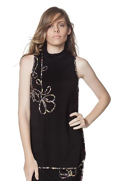 Mamatayoe Sors, Camiseta sin Mangas para Mujer, Negro, L