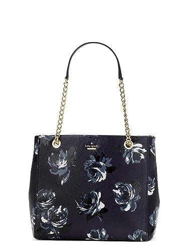 959a9b87c Amazon.com: Kate Spade Women's Briar Lane Night Rose Willis Women's Top  Handle Handbag: Shoes