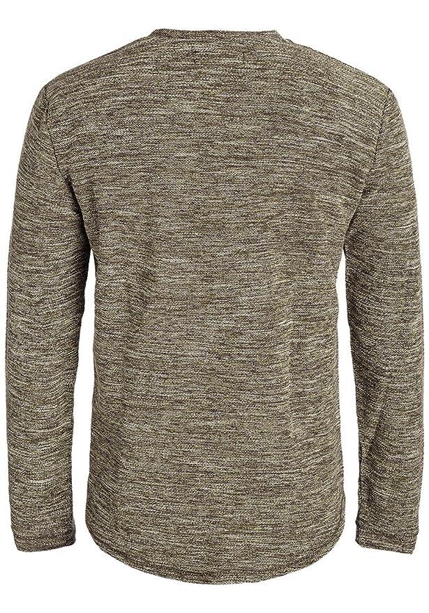 Indicode Cold Jersey Sudadera Suéter para Hombre con Cuello Redondo: Amazon.es: Ropa y accesorios