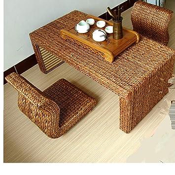 Amazon.com: HUAWELL - Juego de mesa de té de punto acolchada ...
