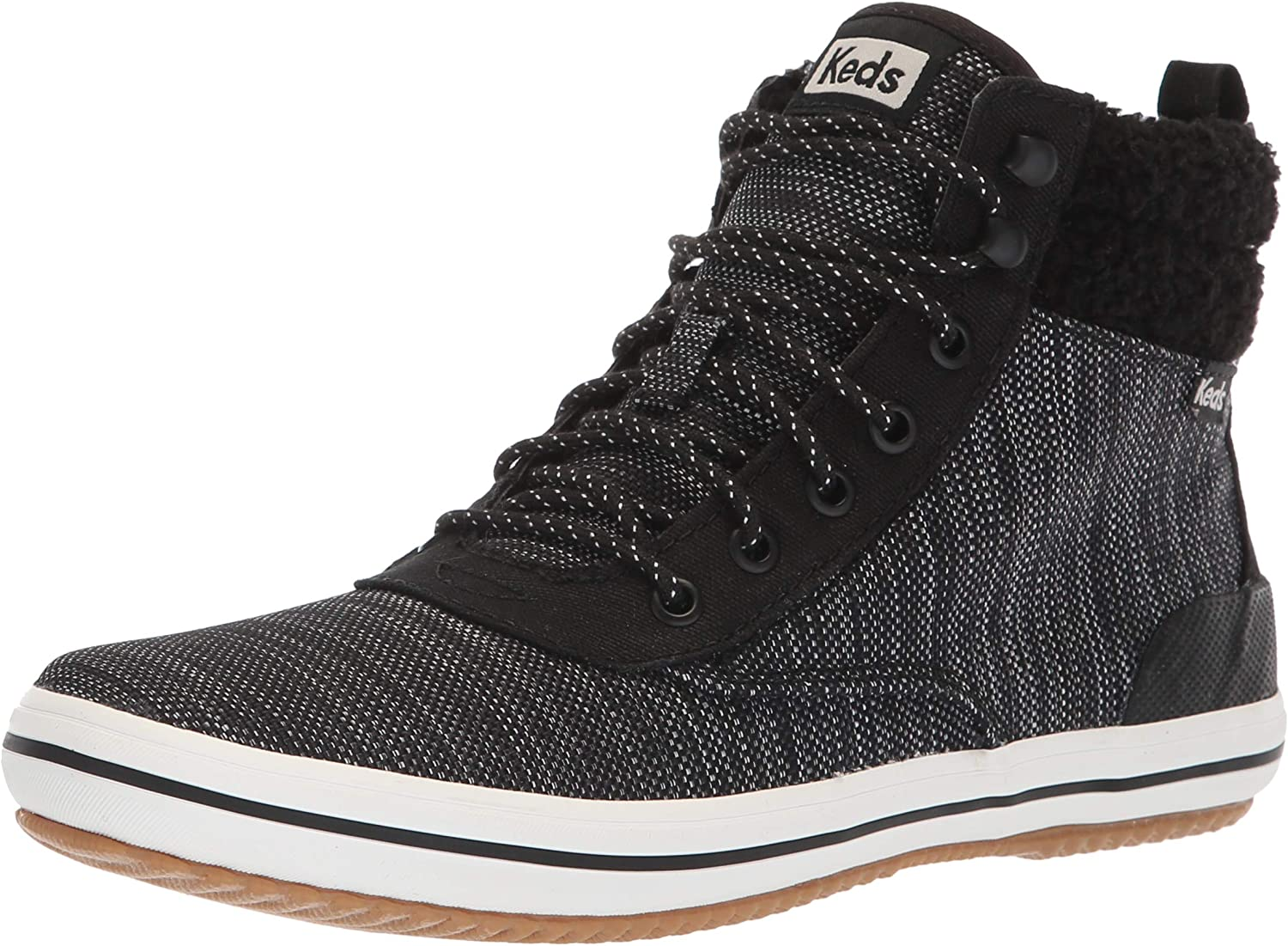 Scout Boot Heathered Nylon Wx Sneaker