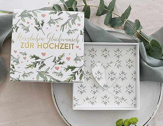 Caja de regalo para dinero de boda: Amazon.es: Hogar