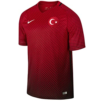 on sale 1c952 20353 Türkei Nationalmannschaft Nike Heim Trikot rot Jersey (L ...
