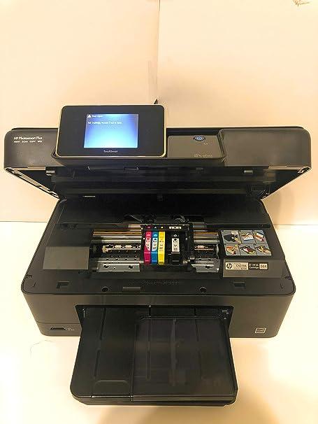 HP Photosmart Plus - B210a - Impresora multifunción (Inyección de tinta, Color, Mono, 8,4 ppm, 9600 x 2400 DPI, 7,5 ppm): Amazon.es: Informática