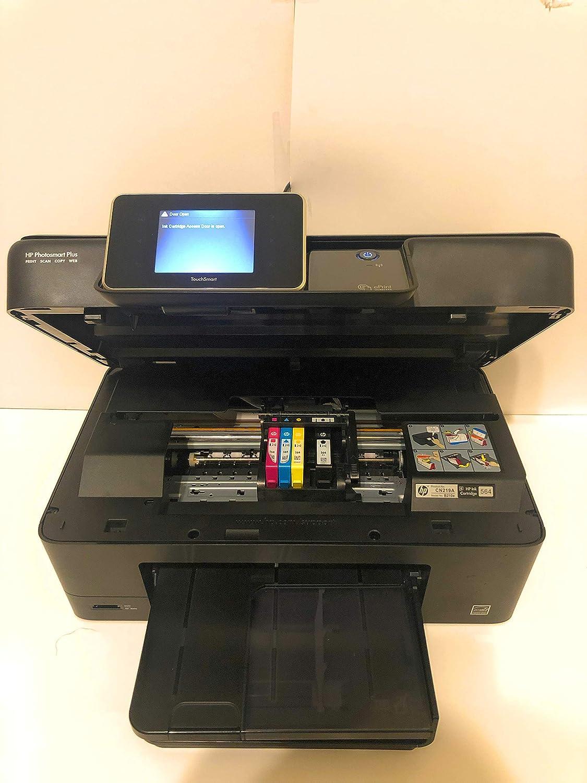 HP Photosmart Plus - B210a - Impresora multifunción (Inyección de ...