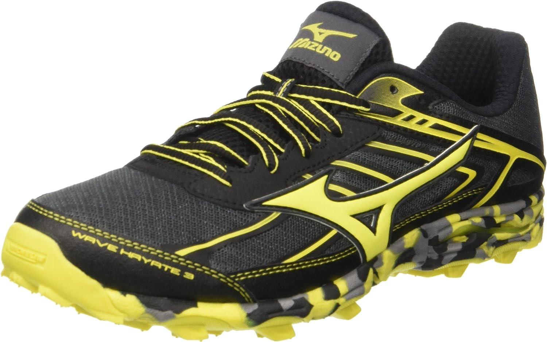 Mizuno Wave Hayate, Zapatillas de Running para Hombre: Amazon.es ...