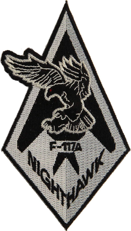 F117A Nighthawk Patch Full Color