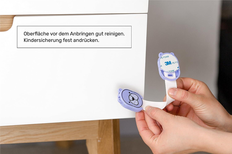 Kühlschrank Kindersicherung : Kindersicherung schranksicherung schubladensicherung sicherung