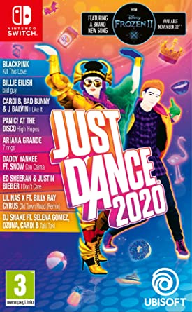 Nintendo Switch Games Black Friday 2020.Just Dance 2020 Nintendo Switch Amazon Co Uk Pc Video