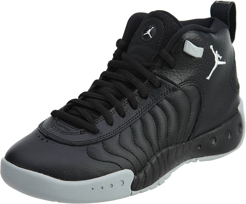 B001I1505K Jordan Nike Kids Jumpman Pro BG Basketball Shoe 812BUQagK6kL.UL1500_