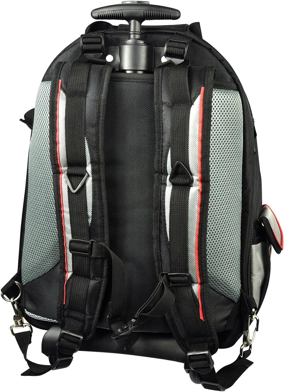 Premium tool backpack,backpack,tool bag,heavy duty trolley tool ...
